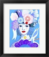 Framed Antoniette