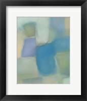Framed Blue Jazz