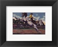 Framed Rodeo I
