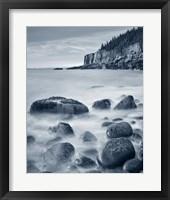 Framed Acadia Coast Crop