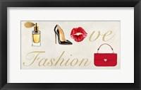 Framed I Love Fashion