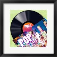 Framed Vinyl Club, Pop
