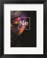 Framed Neon Element