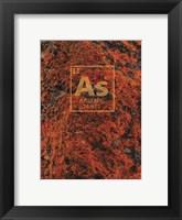 Framed Arsenic Element