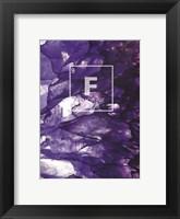Framed Fluorine Element
