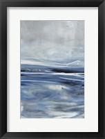 Framed Cloud Pond III