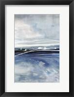 Framed Cloud Pond II