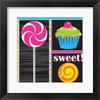 Framed Candy Craze V