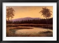 Framed Magestic Landscape II