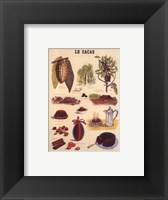 Framed Le Cacao
