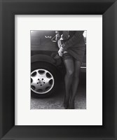 Coupe Framed Print