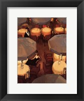 Framed Umbrella Lights