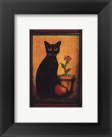 Framed Framed Cat II