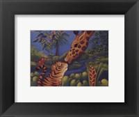 Framed Jungle Love II