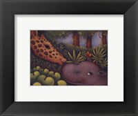 Framed Jungle Love III