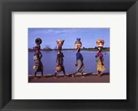 Framed Burkina Faso 1998