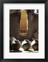 Framed Potteries, Morocco