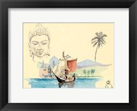 Framed Atisha