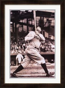 Babe Ruth The Sultan of Swat by Bettmann-Corbis