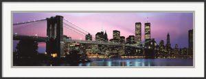 Brooklyn Bridge and New York City Skyline photograph by Richard Sisk