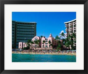 Royal Hawaiian Hotel, Waikki Oahu