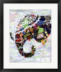 Elephant by ArtPopTart
