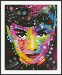 Audrey by Dean Russo