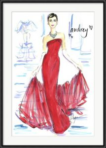 Audrey Awesomeness by Jennifer Lilya