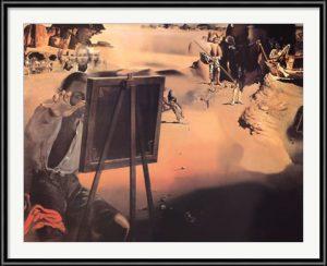 Impressions of Africa - Salvador Dali print