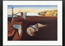 The Persistence of Memory - Salvador Dali Print
