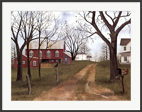 The Old Dirt Road by Billy Jacobs