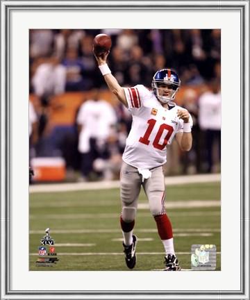 Eli Manning - NY Giants - Super Bowl XLVI