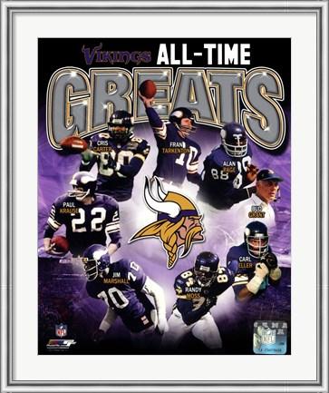 Minnesota Vikings - All Time Greats