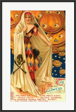 Halloween Beauty Pumpkins by Vintage Apple Collection