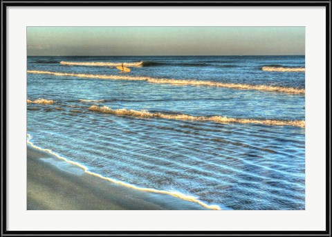 Lone Surfer by Robert Goldwitz