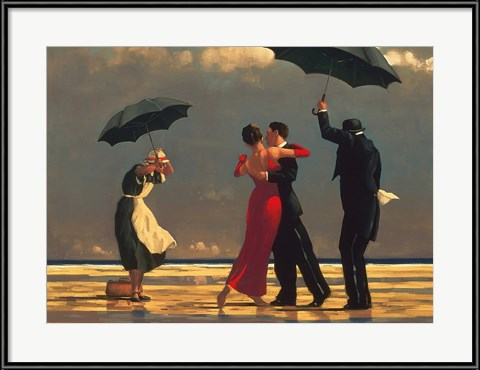 The Singing Butler, c.1992 by Jack Vettriano