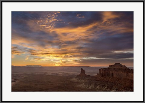 Arizona Sunset by Dan Ballard