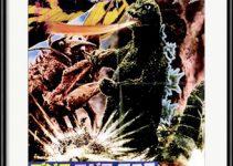 Godzilla vs Mothera