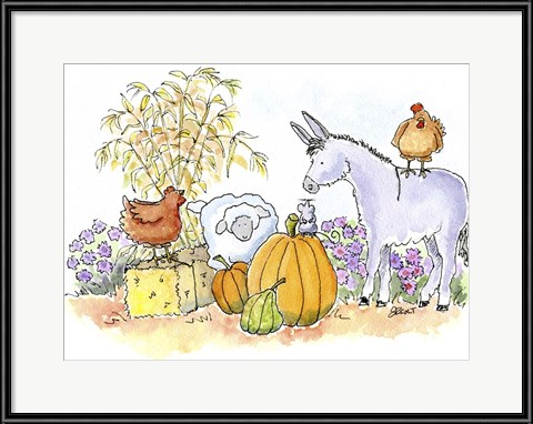 Thanksgiving by artist Jennifer Zsolt