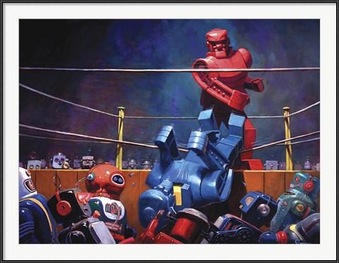Rock Em Sock Em Robot Boxers