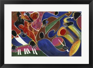 Jazz Singer by Gil Mayers