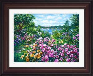Harbor Roses by Susan Rios