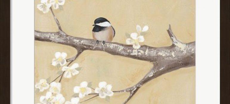 Chinoiserie Wall Art