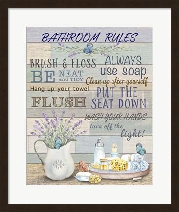 word art for the bathroom