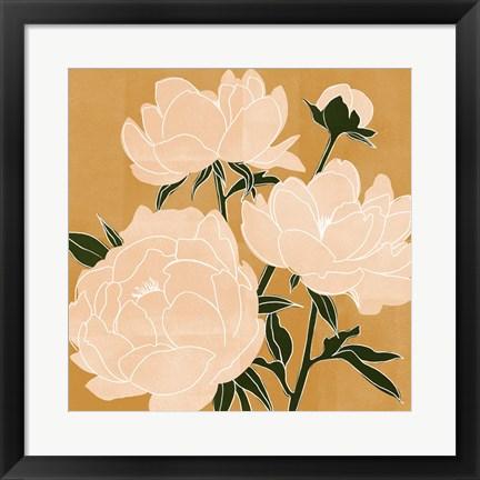 japandi flora art