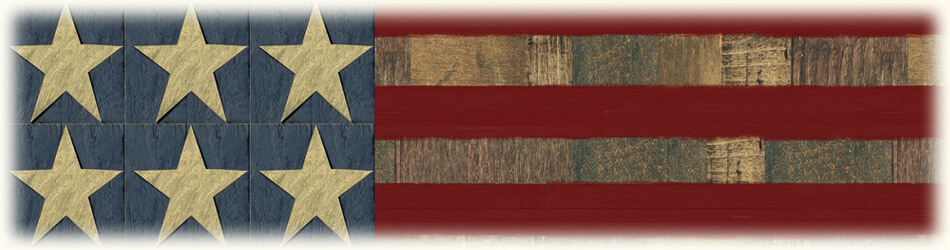 Americana Art Decor