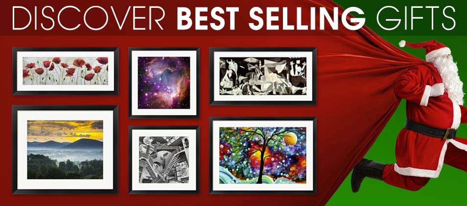Best Selling Framed Art