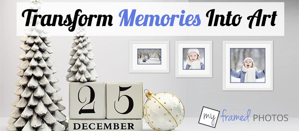 Framed Photo Gifts