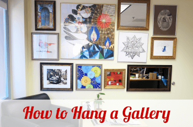 How to Hang an Art Gallery
