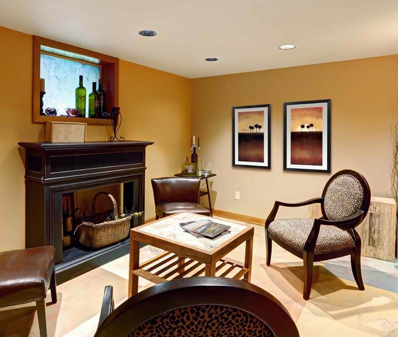 Heighten Low Ceilings with Art | Decorating Ideas and Art ...